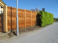 Uten bark - Miljø & Støyskjerm AS