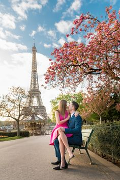 Romantic engagement picture with the cherry trees in front of the Eiffel Tower #engagementring #ring #parisengagement #engagementinparis #engagement #engagementphotos #engagementphotography #parisphotographer #bestparisphotographer #engagementphotographer #desintation #destinationwedding #destinationphtographer #destinationplanner #kissinparis #kissmeinparis #love #loveinparis #parislove #parisjetaime #parisiloveyou #parismonamour #Eiffel #eiffeltower