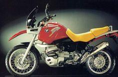 R 1100GS, 1994-1995