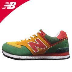 2013 zapatos auténticos zapatos New Balance para hombres y mujeres de los zapatos corrientes de los zapatos deportivos WL574