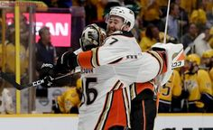 Ducks spoil the party in Nashville with OT win