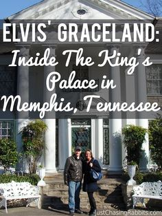 Elvis' Graceland: Inside The King's Palace in Memphis, Tennessee | Just Chasing Rabbits