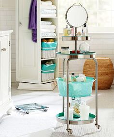 us acrylic clear stackable organizer 4 removable drawers vanity