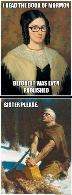 oh mormon jokes...