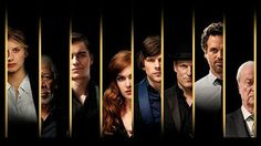 """""""Now You See Me"""" is about big-time magicians doing incredible magic tricks … and some kind of a bank heist. But mostly, """"Now You See Me"""" is ..."""