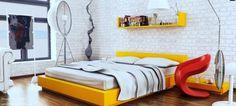 Dormitoare decorate indraznet si cu stil (2)