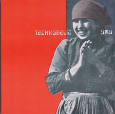"YMO ""Technodelic"""