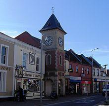 Clocktower, Kingswood High Street
