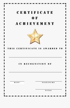 Honor Roll Certificates to Print for Free Inspirational 8