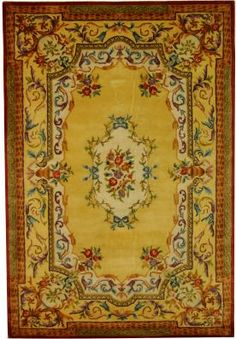 Safavieh Empire EM822A Gold Rug not in stock