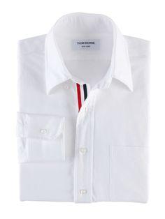 Thom Browne Classic Button Down Shirt