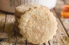 Easy Orange Cookies - An Italian in my Kitchen Brown Sugar Cookies, Orange Cookies, Orange Recipes Easy, Whole Food Recipes, Cookie Recipes, How To Make Orange, Favorite Cookie Recipe, Cookie Calories, Cookie Dough