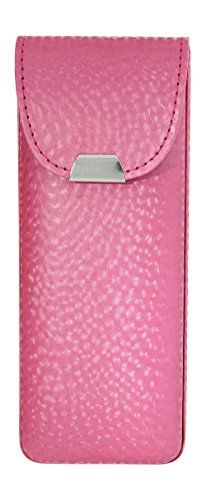 6c9852f9ec3 Ron s Optical Vinyl Eyeglass Case Top Closure Pearly Shades Of Blue Brass  Green Lilac Pink