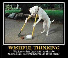 Print this up to put in mailroom or put it on your FB or Webpage to remind Residents to clean up after their pooches!