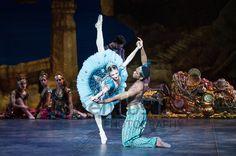 London, UK. 16.10.2013. English National Ballet present the world premiere of LE CORSAIRE.