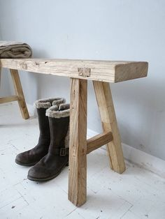 reclaimed oak bench by cooper rowe vintage living | notonthehighstreet.com