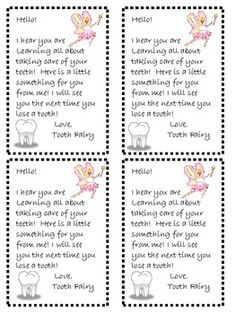 I created this to leave for my students during our dental health study. I leave  sc 1 st  Pinterest & Printable Tooth Fairy door hanger - Iu0027m sure weu0027ll be needing this ... pezcame.com
