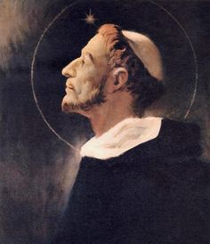 8 de agosto - Santo Domingo Guzmán - Fundador de la Orden de Predicadores