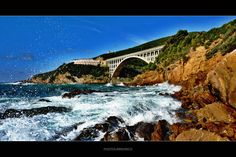 Ponte di Calignania (Livorno-Tuscany)