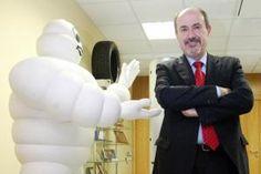 José Rebollo, director general de Michelin en España y Portugal.