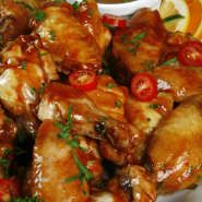 This page contains teriyaki chicken wings recipes. Chicken wings can be prepared using a wide variety of sauces. Teriyaki Chicken Wings, Pollo Chicken, Chichen Recipe, My Favorite Food, Favorite Recipes, Pollo Recipe, Chicken Kitchen, Good Food, Yummy Food