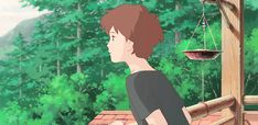 when marnie was there studio ghibli gif, I know what that smells like All Studio Ghibli Movies, Studio Ghibli Art, Totoro, When Marnie Was There, Film D'animation, Japanese Film, Anime Films, Cool Animations, Cartoon Movies