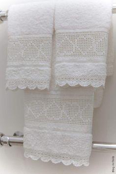 toalhas de lavabo – Anfitriã como receber em casa, receber, decoração, festas, decoração de sala, mesas decoradas, enxoval, nosso filhos