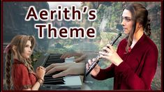 Final Fantasy VII: Aerith's Theme - Oboe/Piano Orchestral Cover English Horn, Things To Think About, Old Things, Oboe, Final Fantasy Vii, Video Editing, Current Events, Orchestra, My Music
