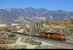 RailPictures.Net Photo: BNSF 6562 BNSF Railway GE ES44C4 at Cajon Pass, California by BNSF ES44DC