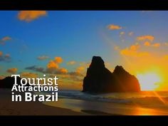 Top 10 Most Popular Tourist Attractions in Brazil
