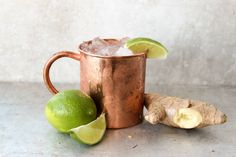 Moscow Mule Copper Mugs with 4 Straws and Shot Glass - Set of 4 HandCrafted Food Safe Pure Solid Copper Mugs - Bonus Highest Quality Copper Shot Glass and 4 Copper Straws - Attractive Box Best Moscow Mule, Moscow Mule Drink, Copper Moscow Mule Mugs, Moscow Mule Receita, Solid Copper Mugs, Vodka, Mule Recipe, Cocktail Bitters, Shot Glass Set