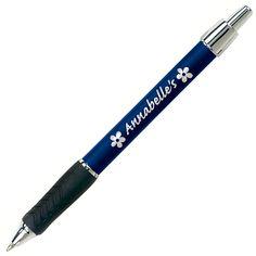 The Metallic Viper Pen looks great in Monaco Blue!