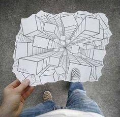 paper art- that is sooo damn cool!!!
