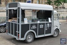 Le food truck Glaces Glazed