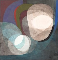 Paul Klee, Bouyant Forces. See The Virtual Artist gallery: www.theartistobjective.com/gallery/index.html