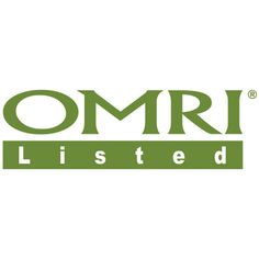 """The Arbiter of Organic: Look for the """"OMRI Listed"""" seal as an assurance of organic compliance.  - Claims such as """"organic"""" and """"natural"""" on gardening products are, for the most part, not regulated. Look for the """"OMRI Listed"""" seal of approval to know what products to use in your organic garden. 