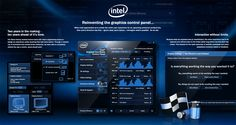 Intel approached The Skins Factory about creating the entire front-end experience for an exciting new hardware line. Over the following 17 months, The Skins Factory orchestrated development with Intel's team to reinvent the graphics control panel.