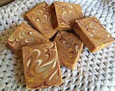 My favorite soap recipe and how it evolved.