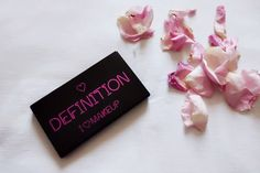Classic Vogue: I HEART MAKEUP I HEART DEFINITION PALETTE