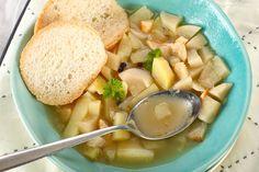 Zupa z czarnej rzepy. Moje Gotowanie. Edyta Guhl.