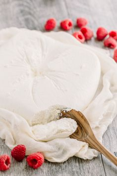 Farmers Cheese with Greek Yogurt (Tvorog)Really nice recipes. #hashtag