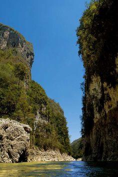 Cañón Río De La Venta