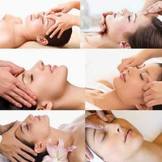 The Fashion and Makeup Review Blog: How to do facial massage on your own !!