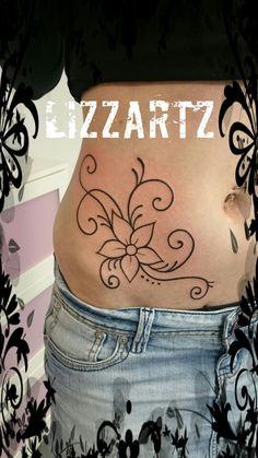 Buik Tattoo