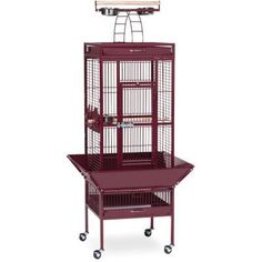 Cages – Large products #pet #positron #emission #tomography http://pet.remmont.com/cages-large-products-pet-positron-emission-tomography/  Cages – Large Select Bird Cage #3151RED How do you measure wire spacing? Wire spacing is measured from the Center of one wire to the Center of the next wire (rather then the space inbetween) For birds: 3/8 wire spacing is for extra small birds, including finches 1/2 wire spacing is for small birds including parakeets 5/8 wire spacing is for small-medium…