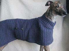 Knitting Patterns For Greyhound Dogs : 1000+ images about Knitting Patterns for Dogs on Pinterest Dog Sweaters, Do...