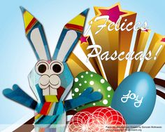 Felices pascuas para todos!