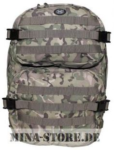 mina-store.de - US Rucksack Assault II operation-camo