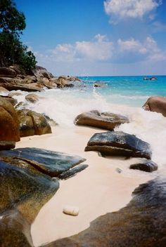 Anse Soleil, Mahè, Seychelles