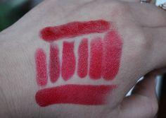 Clarins Joli Rouge №742 Joli Rouge Moisturizing Long-Wearing Lipstick отзывы — Diana-Nathalie about beauty